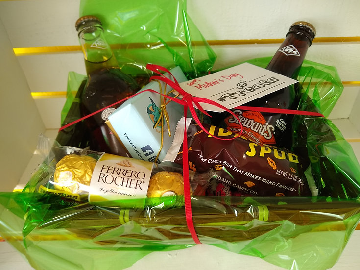 Pre-made Gift Baskets