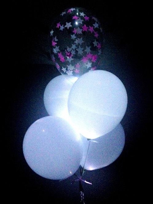 Светящиеся шары 12д (30см)