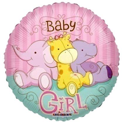 """""""Baby Girl"""" плюшевые игрушки"""
