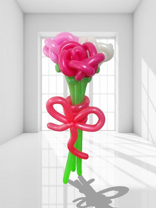 Букет роз без подставки