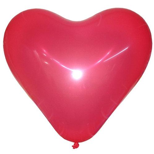 Гелиевый Шар 10д (25см) Сердце