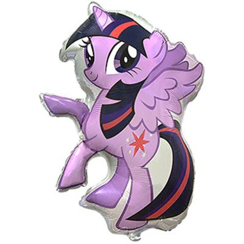 Фиолетовый Пони