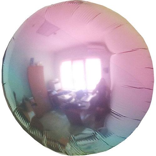 Круг радужный 18д (45см.)