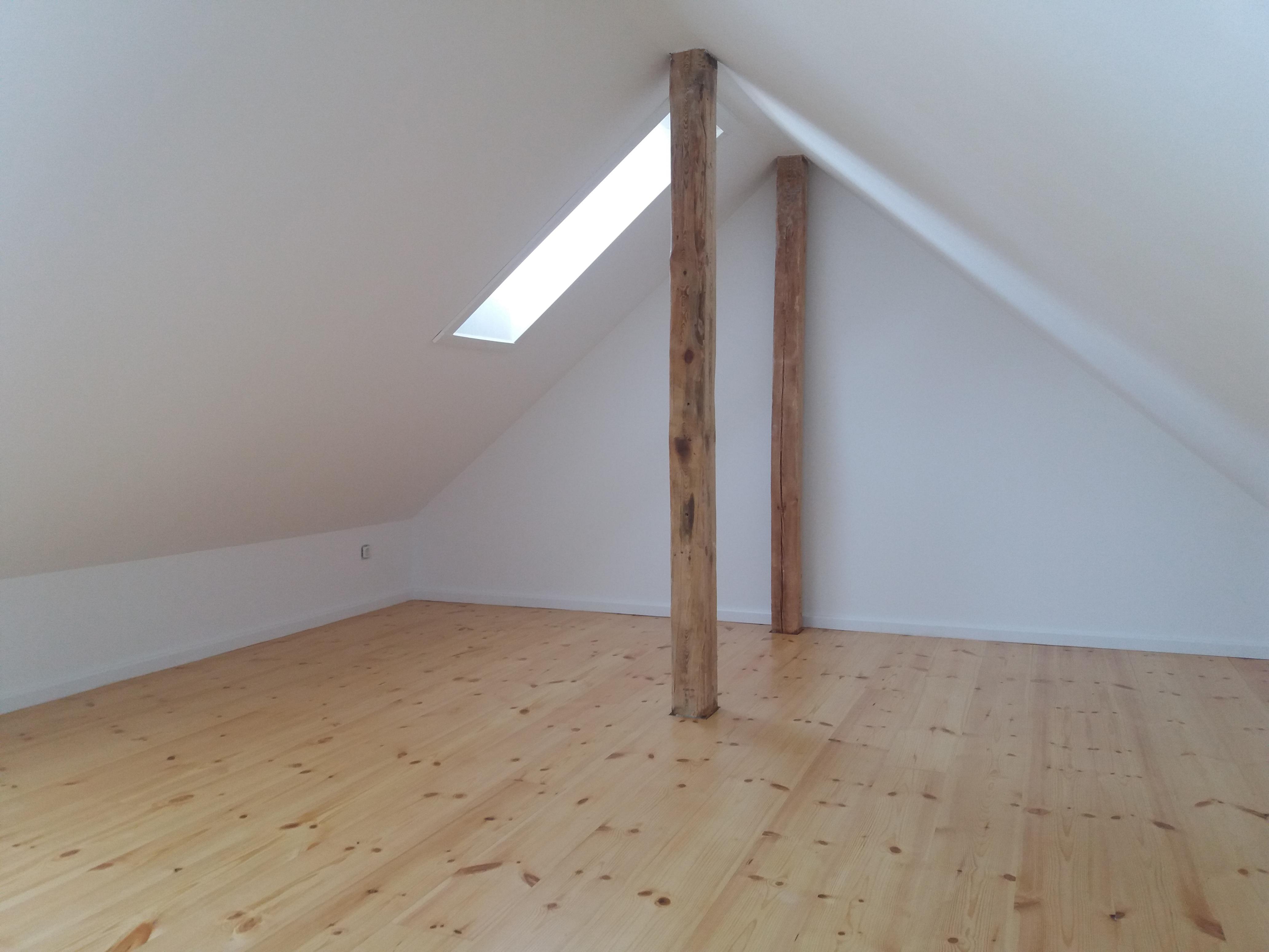 Dachboden  fertig