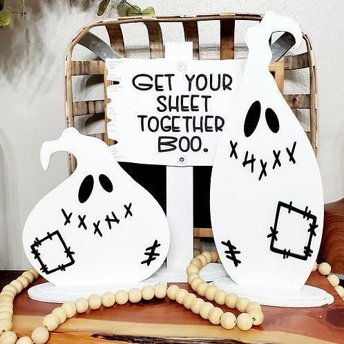 Get Your SHEET Together Halloween Set
