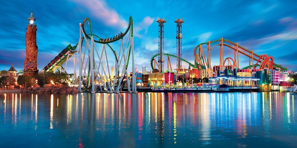 Heavily Subsidized University Inclusive Charge Up for School Trip to Knott's Berry Farm
