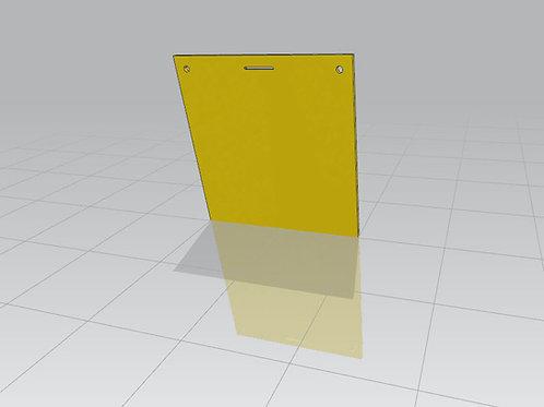 Square target 30x30 cm