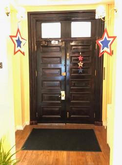 Front Entrance Inside