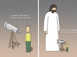 To See Like Yahweh