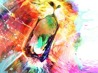 THE LION OF JUDAH WILL ROAR