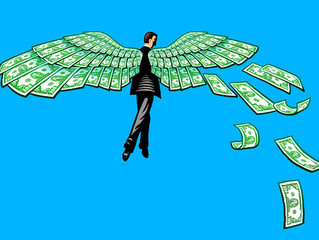 Harry the Finance Angel