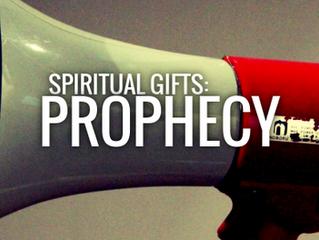 Prophecy, Wisdom and Knowledge
