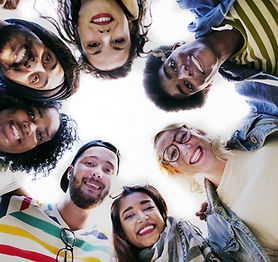 Grupo de estudiantes de Smilling