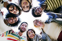 Группа студентов Smilling