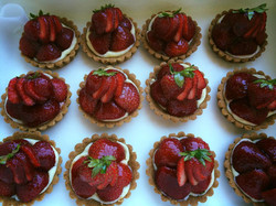 Strawberry Tartletts