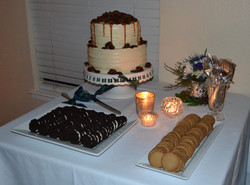 Winter Wedding Sweets
