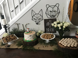 From Bridal Shower to Baby Shower