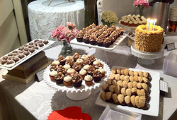 Sweets for a 70th Birthday Party
