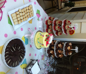 Sweets for a Retirement Party