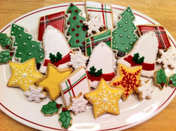 Classic Christmas Sugar Cookies