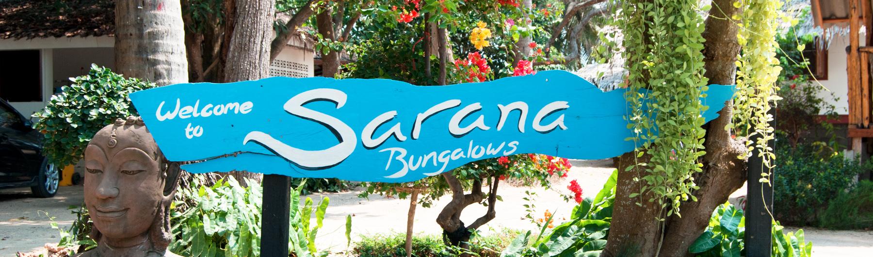 Sarana Bungalows | Koh Phangan