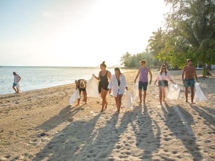 Beach Cleanups
