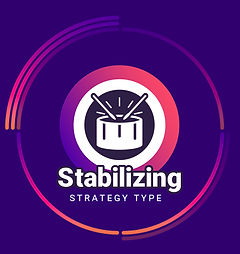 Stabalizing Strategy Type