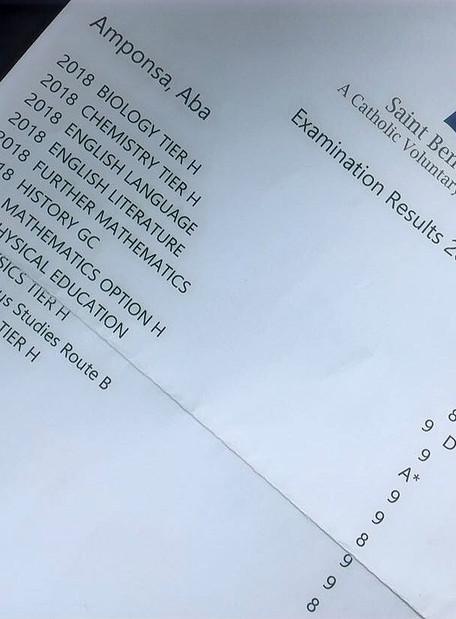 How I achieved 7 grade 9's at GCSE