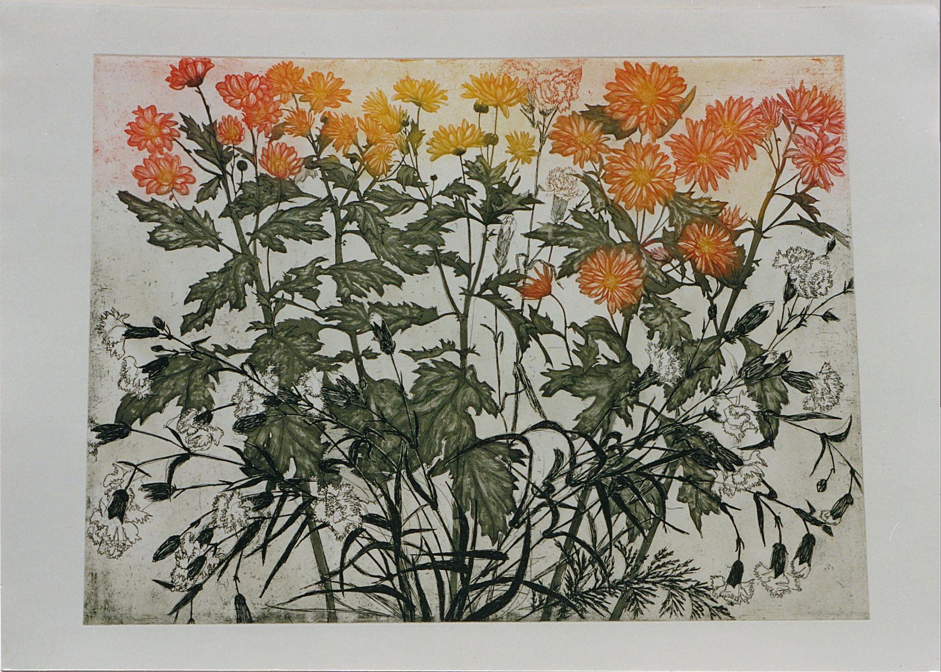 a Chrysanthemums & Carnations.jpg