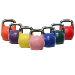 #competitionkettlebell