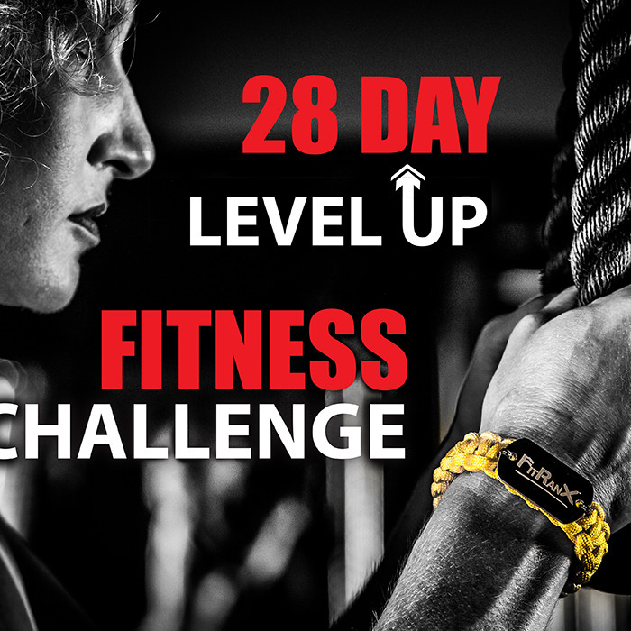 28 Day Level Up Challenge Kickoff Party