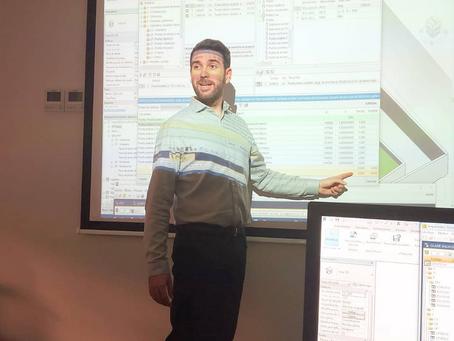 BIM Manager en la Universidad Europea de Valencia