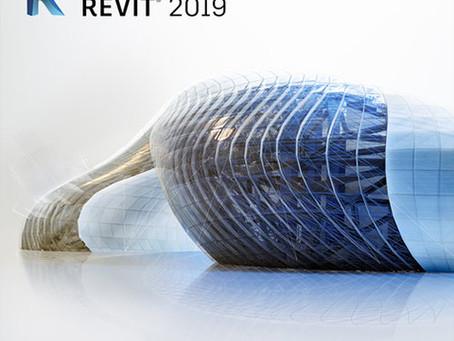 Novedades Revit 2019 - ¡y curso en Linkedin!