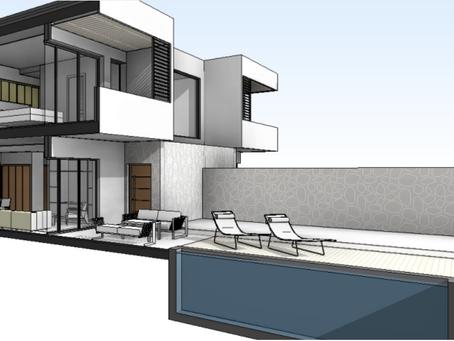 Exportar una vista 3D fugada de Revit a CAD 2D