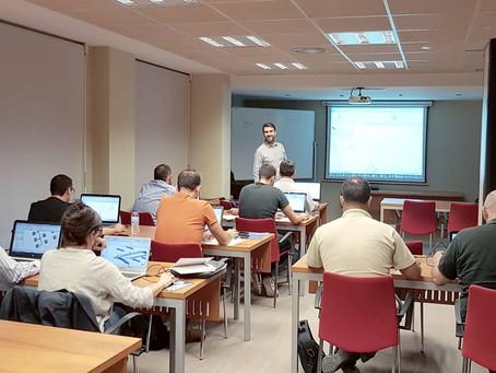 Revit MEP en el Colegio de Ingenieros Industriales