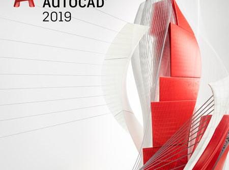Novedades AutoCAD 2019