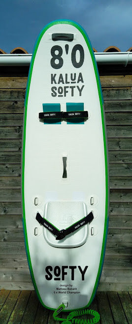 Waveski gonflable KALUA SOFTY 8'0