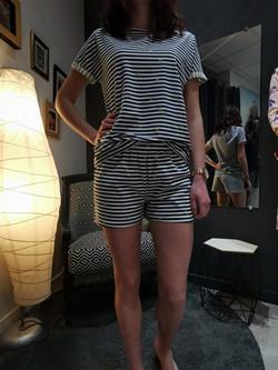 Pyja-short Skiny 16937