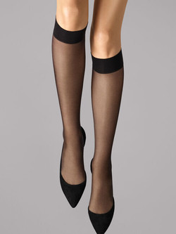 Mibas Satin Touch Noir WOLFORD