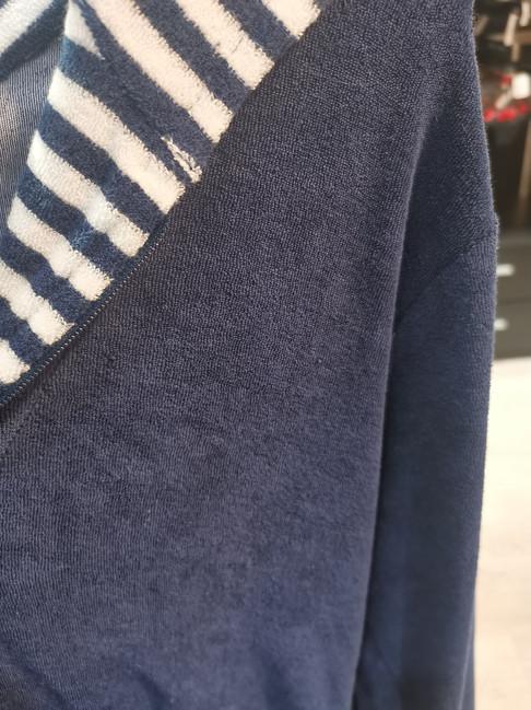 Peignoir Coton&lin BEACH