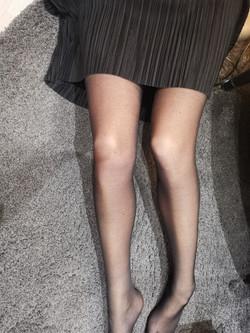 Rosy 20D noir TRASPARENZE