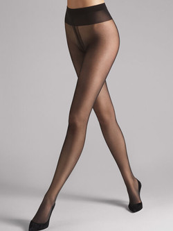 Indivudual 20 Deniers Nearly Black WOLFORD