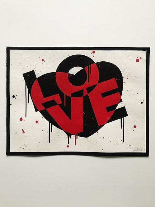 LOVE NO3 | Original Art Work