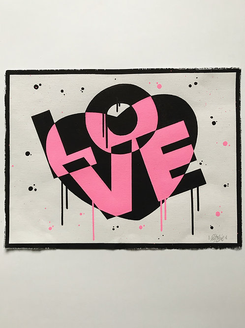 LOVE NO2 | Original Art Work