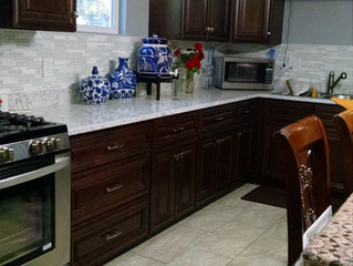 A Sparkling New Kitchen Remodel