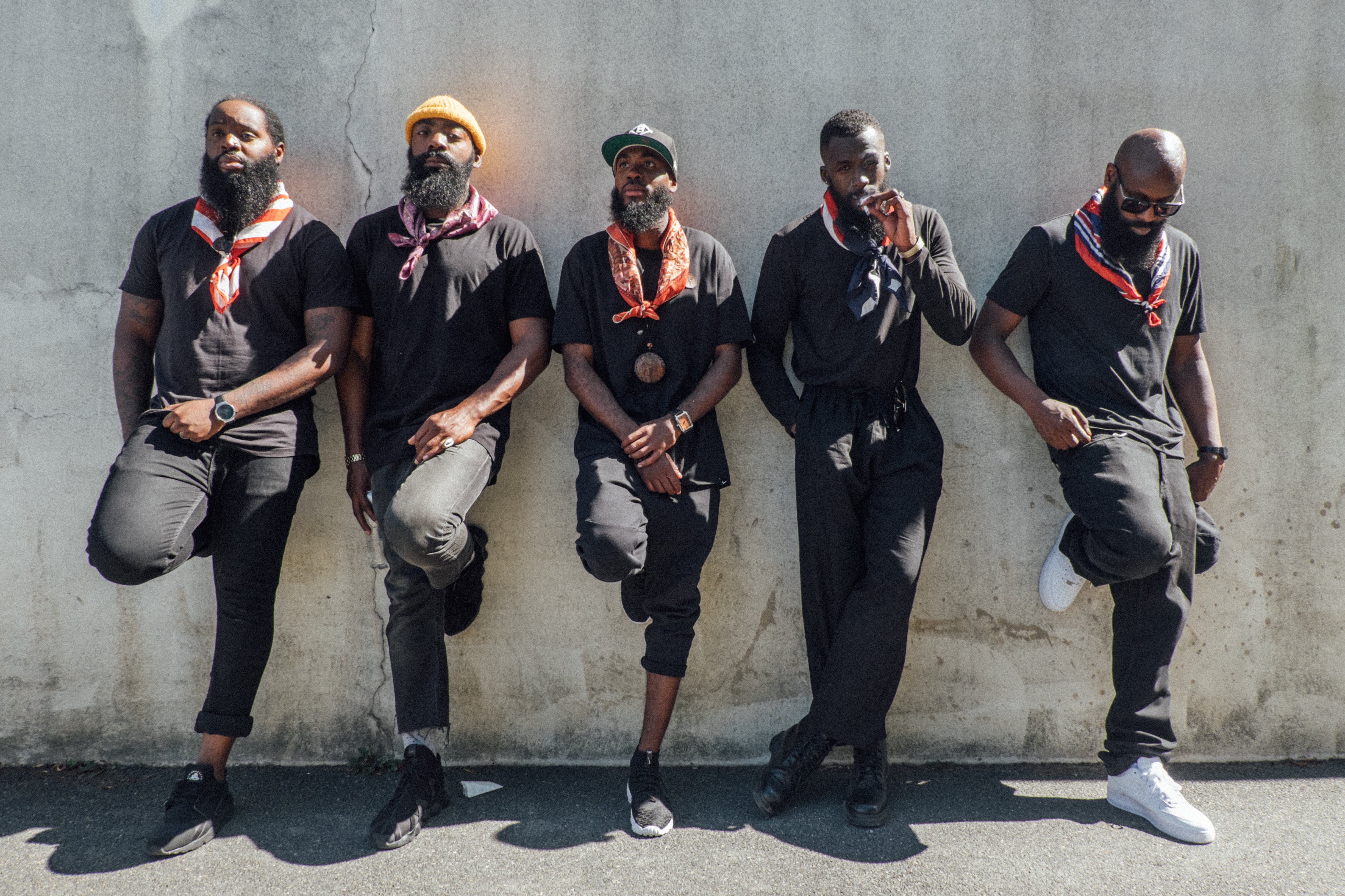 BEARD GANG OF PARIS