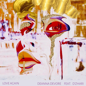"Deanna Devore shares her new single ""Love Again"" featuring D'Zhari"
