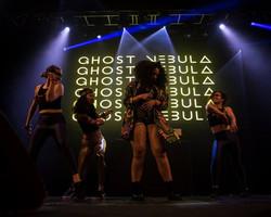 GHOST NEBULA Feat. LUCYL CRUZ & CIE EMERGENCE