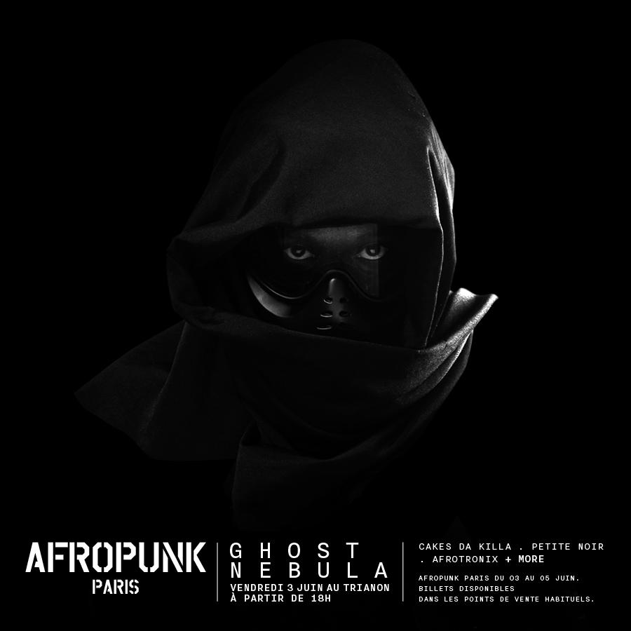 GHOST NEBULA_Afropunk