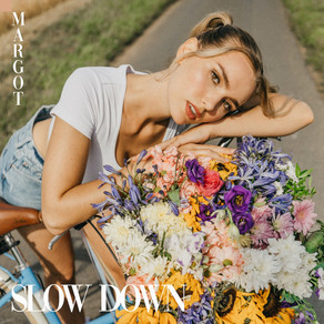 Emerging Electro-Pop Songstress Margot shares her new single 'Slow Down'
